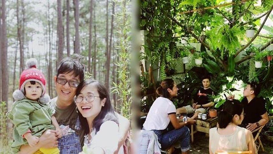 Cặp đôi Nha Trang đem vườn về phố