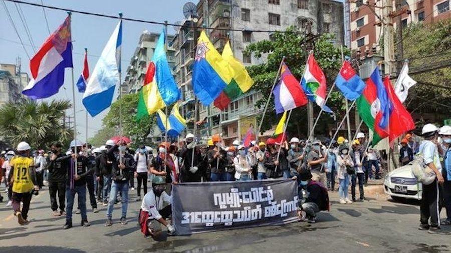 ASEAN kêu gọi ngừng bạo lực ở Myanmar