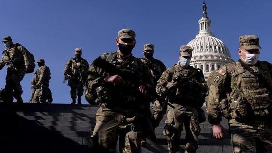 Giới chức Mỹ lo ngại âm mưu bạo động tại thủ đô