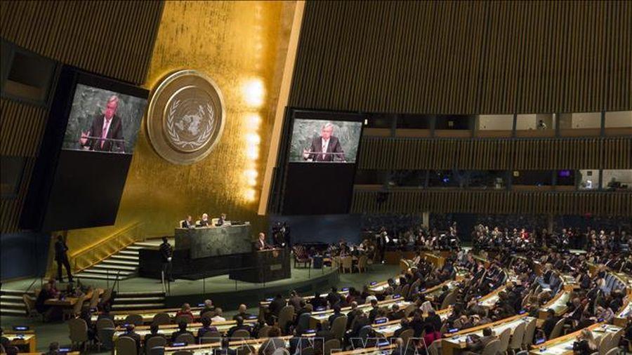 Anh đề xuất HĐBA LHQ họp kín về tình hình Myanmar