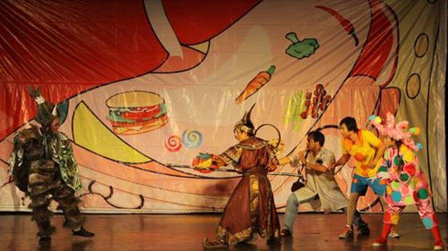 Sân khấu TP Hồ Chí Minh rục rịch hoạt động trở lại