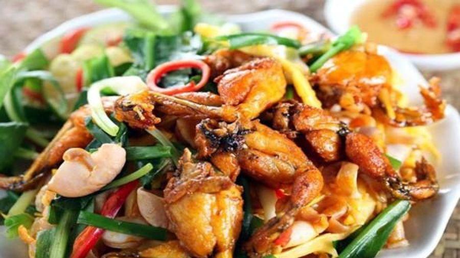 Thịt ếch: Giàu dinh dưỡng, tốt cho sức khỏe