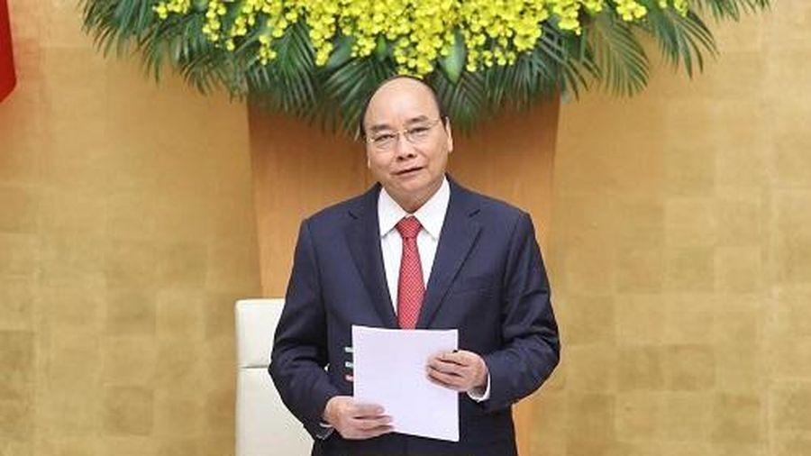 Chính phủ thông qua Đề án cơ chế, chính sách đặc thù đối với Thừa Thiên Huế