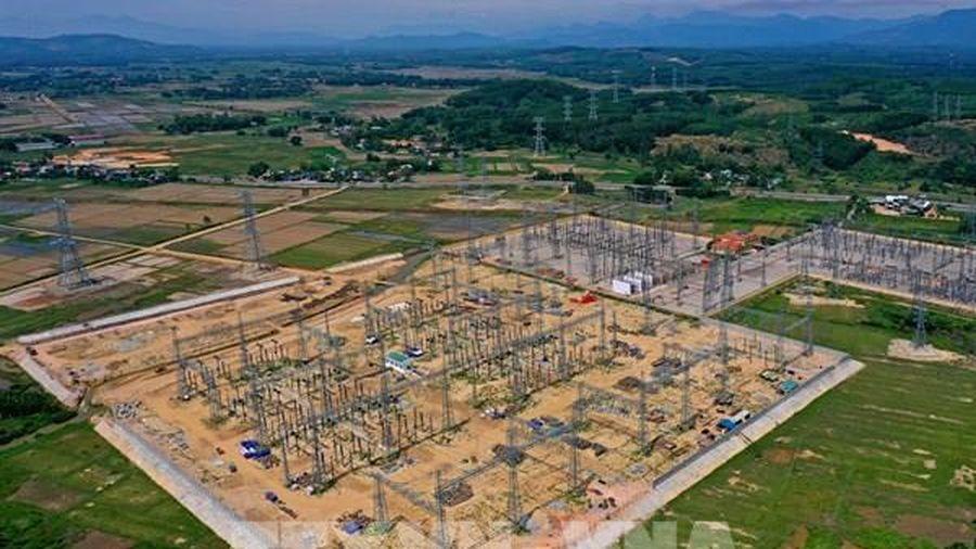 Đường dây 500 kV Dốc Sỏi – Pleiku 2 đóng điện trong tháng 3/2021