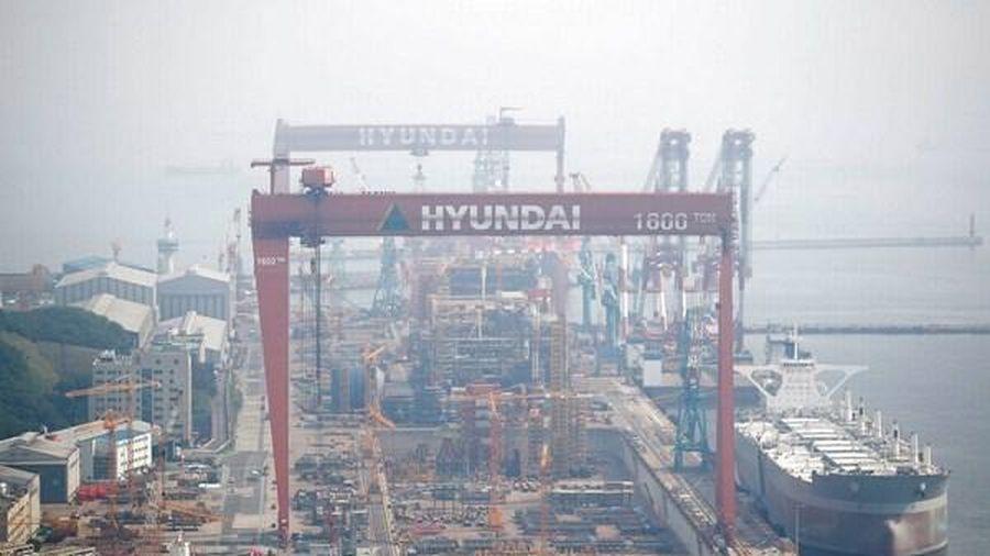 Hyundai Heavy bắt tay với Saudi Aramco phát triển hydro