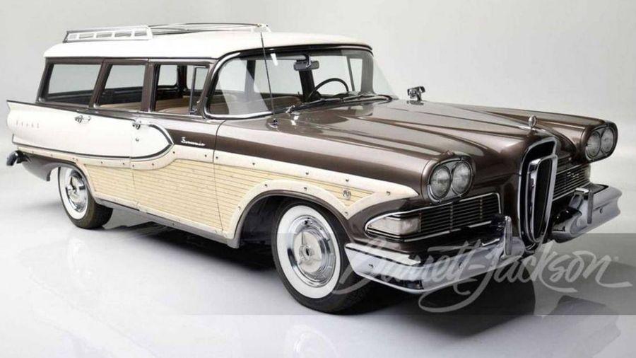 Hai 'kiệt tác' của dòng họ Henry Ford sắp được bán đấu giá