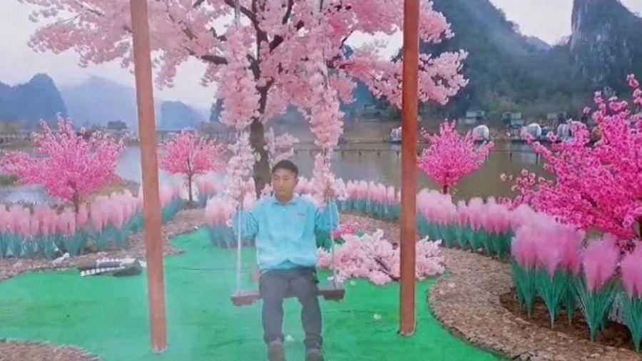Chi cả trăm triệu biến vườn thành đảo tình yêu để níu kéo bạn gái, điều chàng trai nhận được gây xuýt xoa