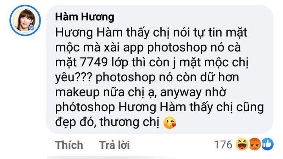 Sau Khả Như - Diệu Nhi, 'thánh bình luận' Hàm Hương lại gây sự với kiều nữ làng hài Nam Thư