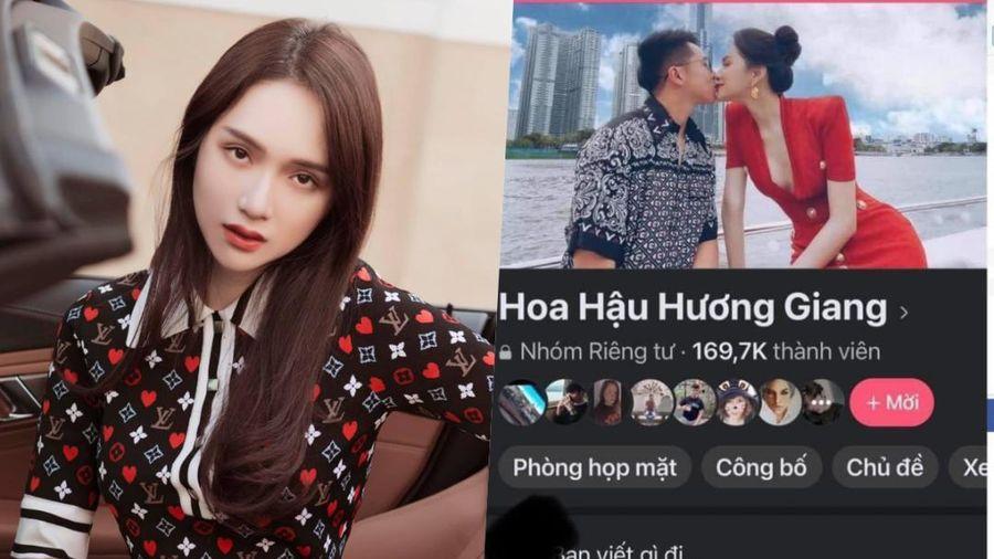 Biến lớn giữa đêm: Group fan hơn 160k thành viên của Hương Giang đột nhiên 'bay màu'