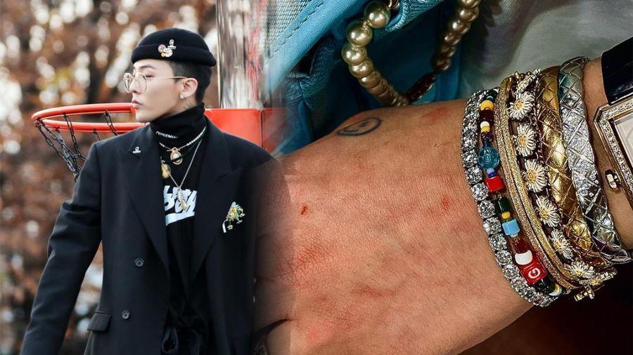 G-Dragon lần đầu tái xuất hậu tin đồn hẹn hò Jennie (BlackPink)
