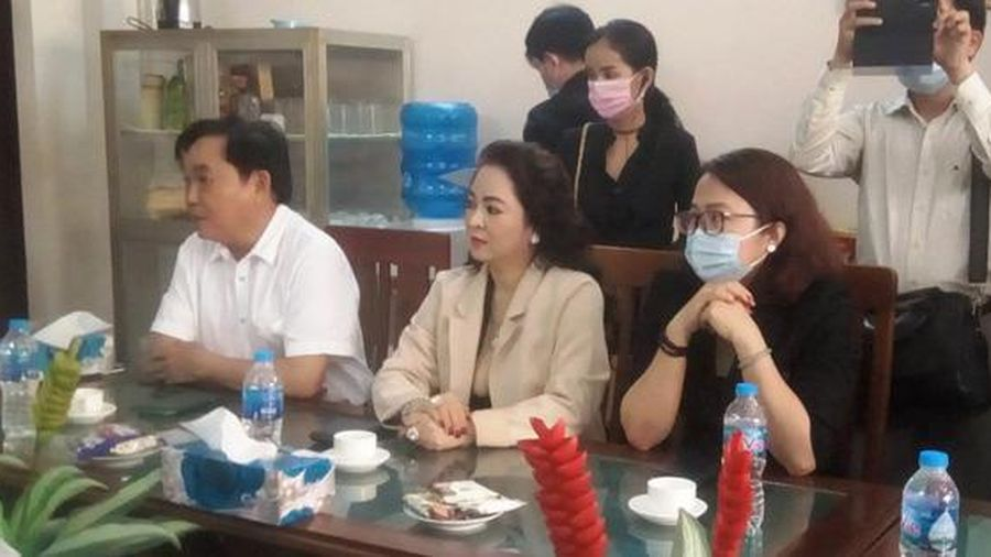 Vụ ông Võ Hoàng Yên bị tố chiếm đoạt tiền cứu trợ: Giáo hội Tịnh Độ cư sĩ đề nghị cơ quan chức năng giải quyết
