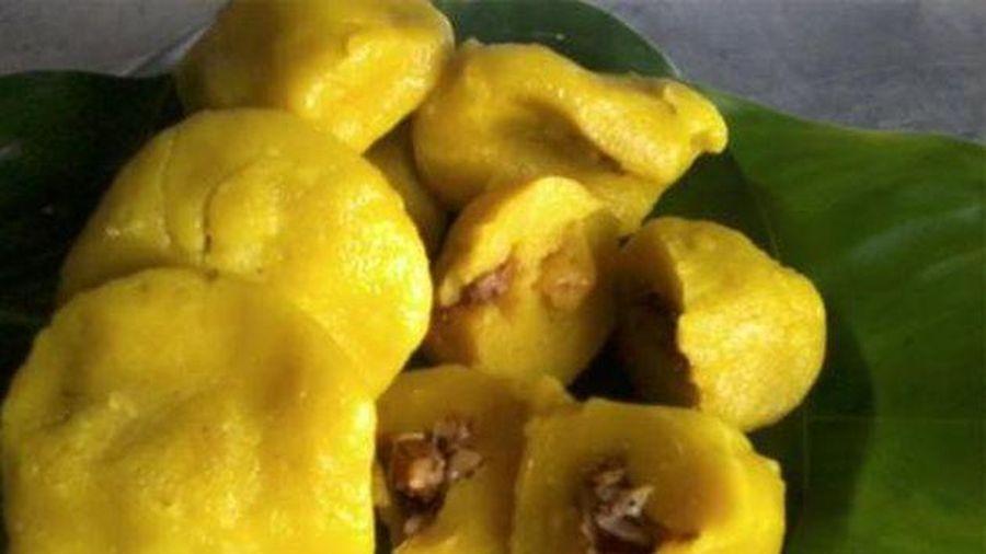 Thơm ngon bánh nghệ Thái Bình quê mình