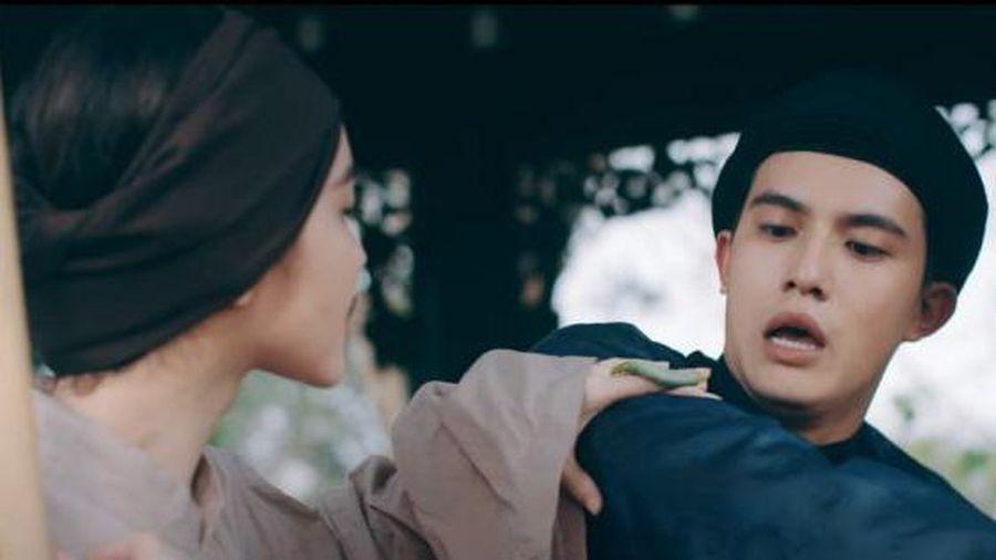 Jang Mi vật lộn với cảnh quay bắt sâu trong MV 'Nhớ thương làm chi'