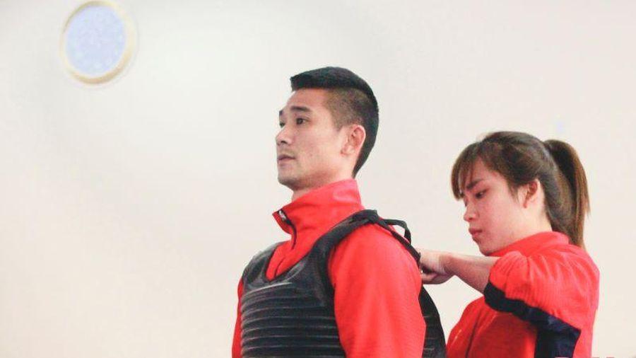 Pencak Silat Thanh Hóa tích cực tập luyện chuẩn bị cho giải vô địch toàn quốc 2021