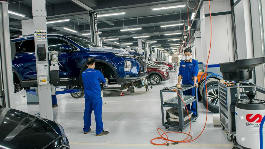 Ô tô con Hyundai được nâng bảo hành lên 5 năm tại Việt Nam