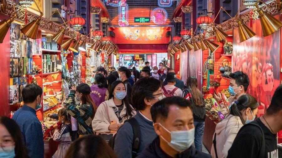 Trung Quốc lo vỡ bong bóng thị trường tài chính toàn cầu
