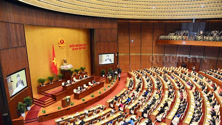 Cơ cấu tổ chức của Quốc hội được quy định như thế nào?