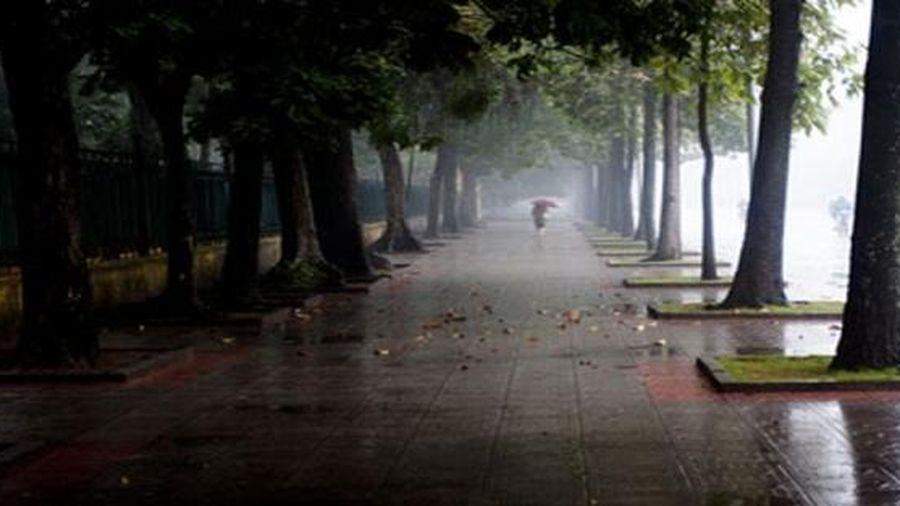 Thời tiết ngày mai 4/3: Hà Nội và Trung Bộ tiếp tục mưa rải rác