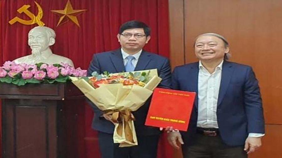 Ban Tuyên giáo Trung ương bổ nhiệm tân Phó Vụ trưởng