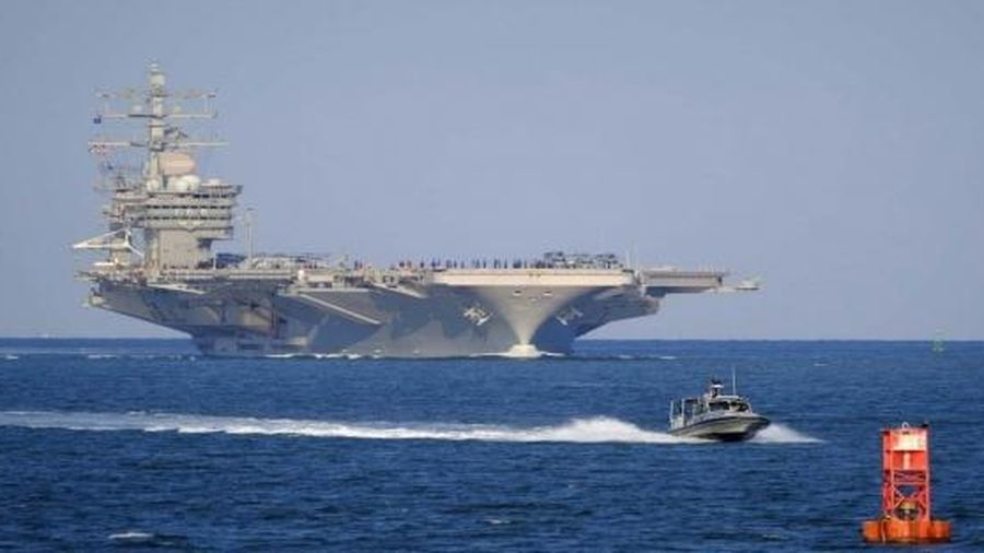 Mỹ triển khai chiến lược mới nhằm kiềm chế Trung Quốc ở Biển Đông