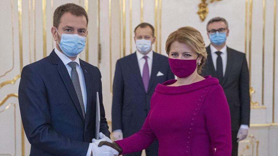 Liên minh cầm quyền Slovakia bị chia rẽ vì vaccine Sputnik V