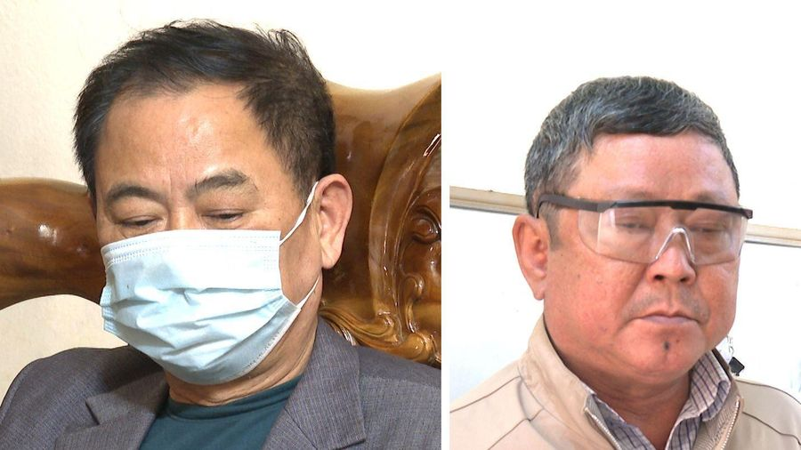 Bắt 2 cựu cán bộ thị trấn ở Thanh Hóa biến đất công thành đất tư