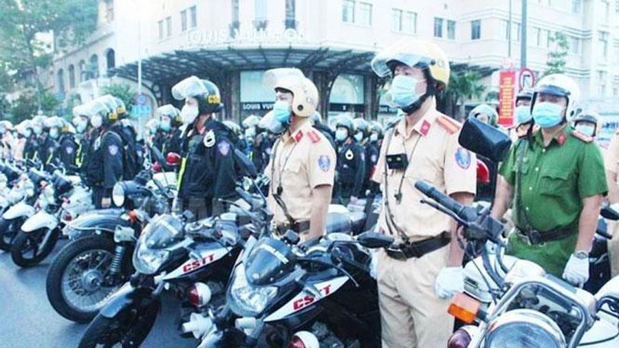 Phối hợp phòng, chống tội phạm, xử lý hàng nghìn vụ vi phạm