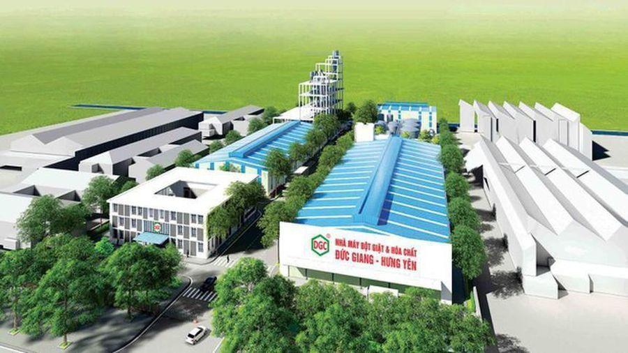 Hóa chất Đức Giang (DGC) đặt kế hoạch năm 2021 với lợi nhuận tăng 16% lên 1.100 tỷ đồng