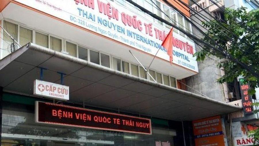 Người nhà lãnh đạo Bệnh viện Quốc tế Thái Nguyên (TNH) đồng loạt bán ra cổ phiếu