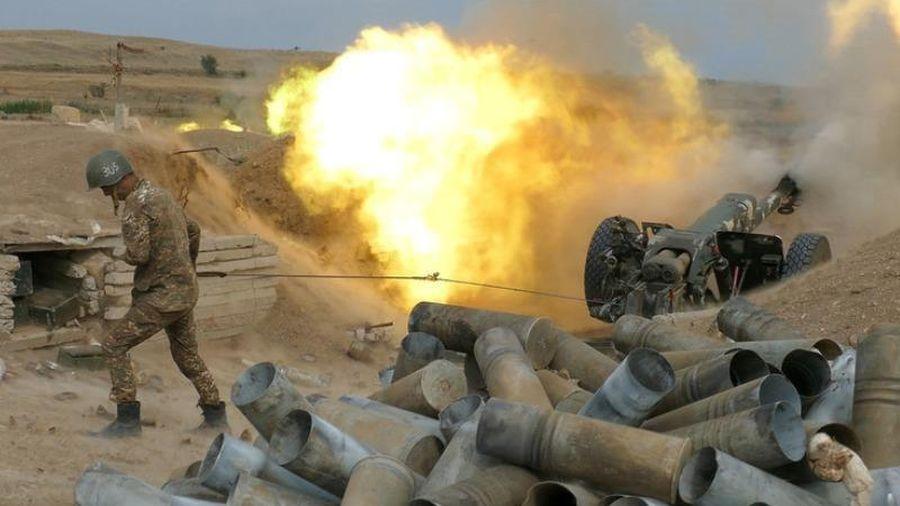 Hé lộ cách Azerbaijan dụ S-300 Nga lộ diện để phá hủy