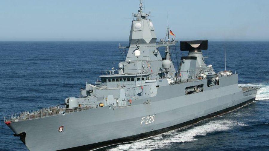 Mỹ hoan nghênh Đức cho tàu chiến đi qua Biển Đông