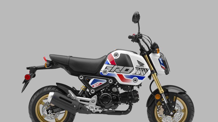 Honda MSX 2022 ra mắt tại Mỹ với thiết kế mới
