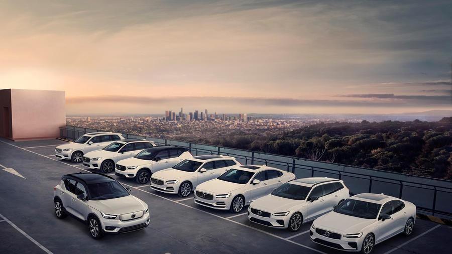 Volvo sẽ sớm khai tử các dòng sedan để tập trung phát triển SUV