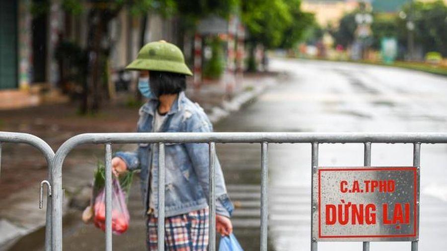 Hải Dương phong tỏa 3 khu dân cư