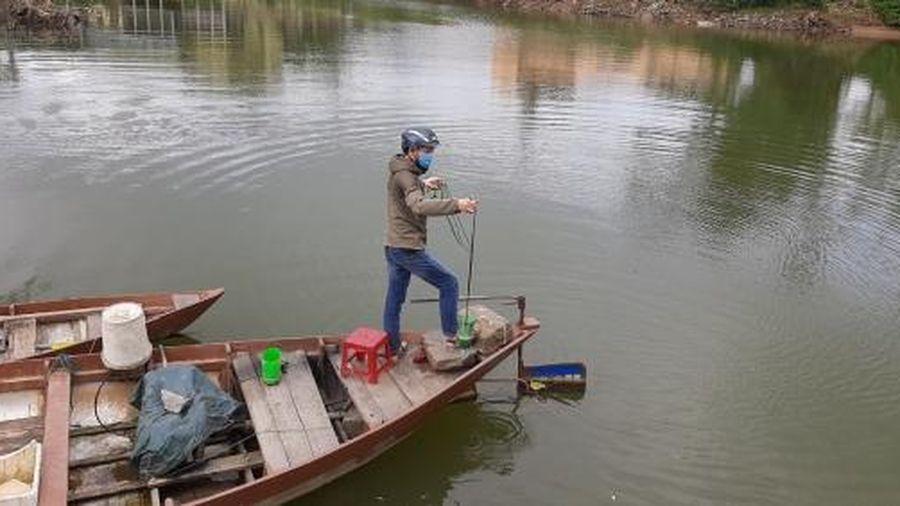 Chất lượng nước hệ thống thủy lợi An Trạch đảm bảo sản xuất