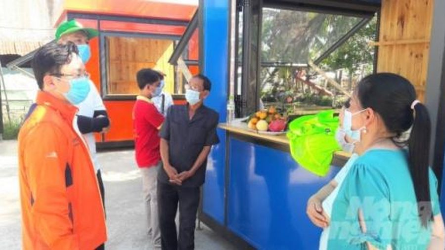Chợ Saemaul đầu tiên tại Việt Nam