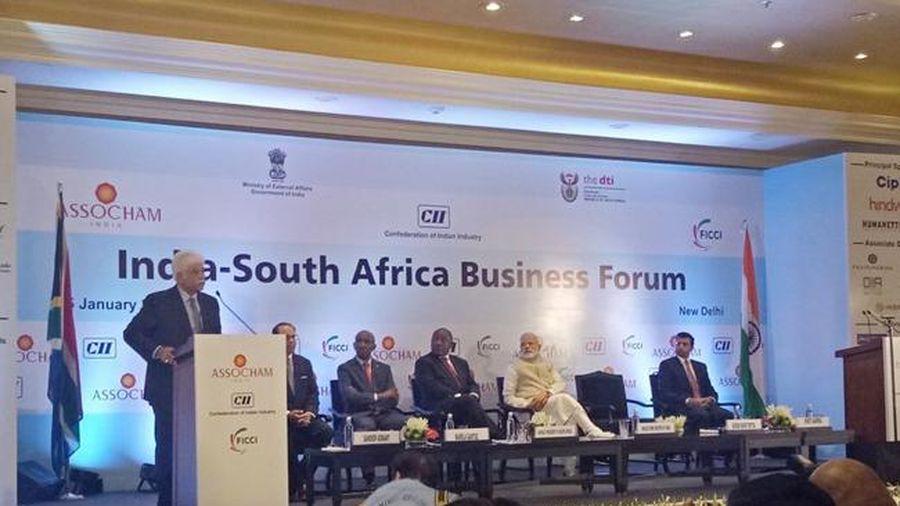 Nam Phi hướng đến thị trường châu Á