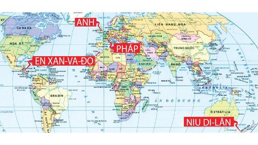Anh: Đề xuất Hội đồng Bảo an LHQ họp kín