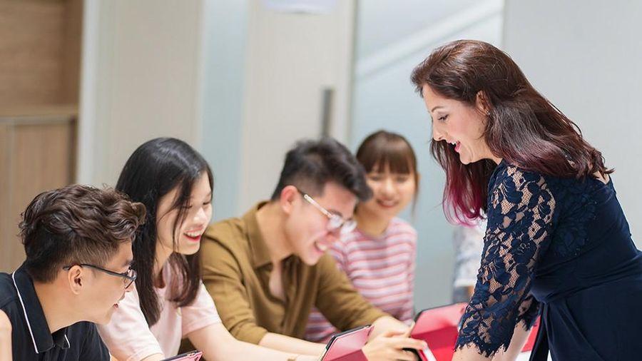 Tìm hiểu cơ hội học tập với chương trình 'Du học không gián đoạn' của BUV