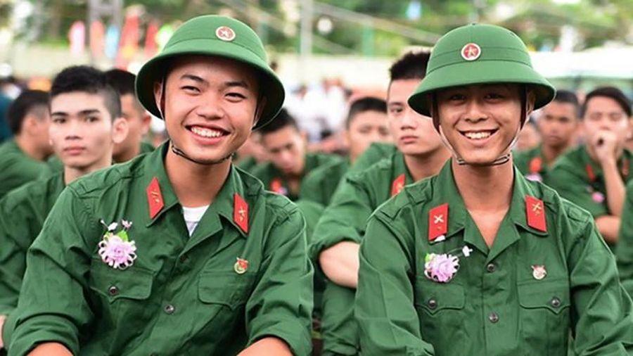 Xét tuyển vào các trường Quân đội: Hai hồ sơ riêng biệt
