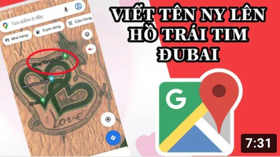 Điểm check-in 'siêu độc' trên Google Maps bị giới trẻ làm xấu