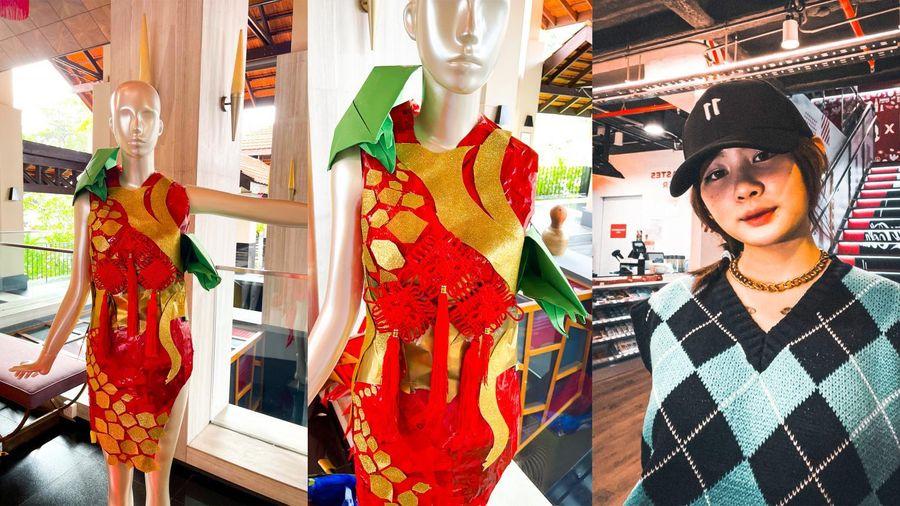 Độc đáo bộ sưu tập thời trang của sinh viên lấy cảm hứng từ 12 con giáp
