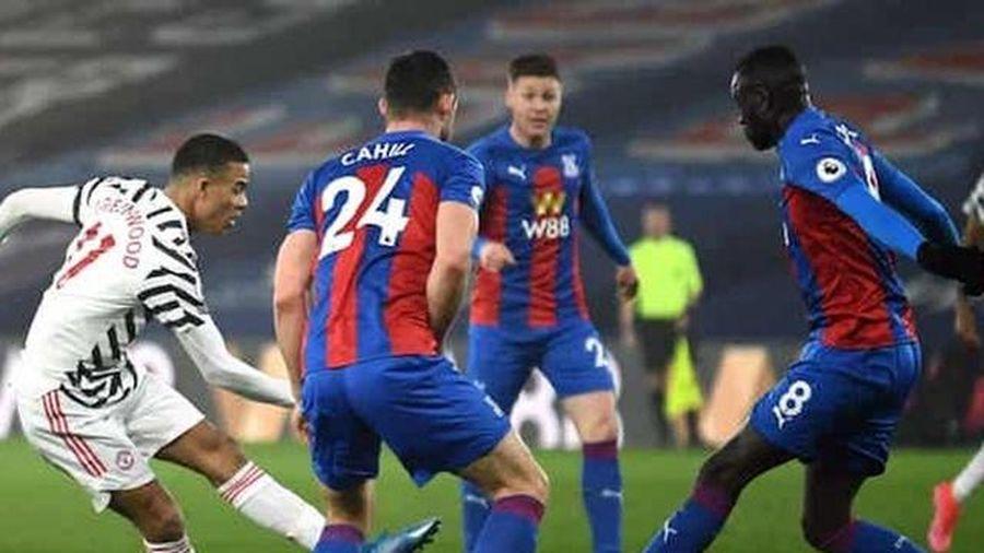 Man UtdMan Utd 'dâng' ngôi vương cho Man City