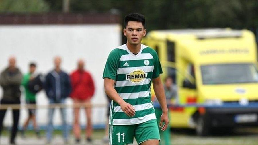 Tiền vệ Việt kiều Tony Lê Tuấn Anh mong được khoác áo đội tuyển Việt Nam