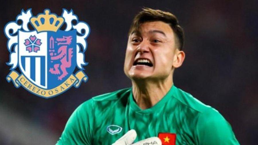 Mắc kẹt tại Thái Lan, thủ môn Đặng Văn Lâm 'không biết khi nào' sang Nhật Bản