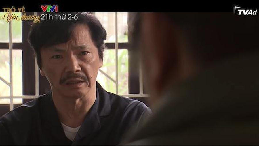 Trở Về Giữa Yêu Thương phần 2 tập 8: Ông Phương (NSND Trung Anh) 'dạy dỗ' con rể vì dám đánh vợ