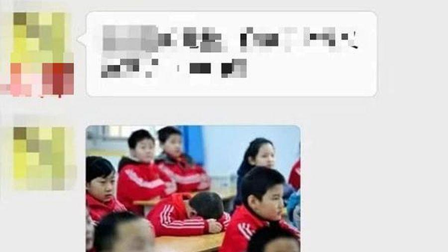Cô giáo gửi 1 bức ảnh vào nhóm phụ huynh liền bị chỉ thẳng mặt: 'Cô không xứng làm giáo viên', dân mạng tranh cãi gay gắt