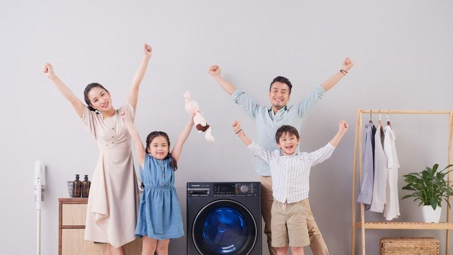 Top 3 siêu phẩm máy giặt Panasonic Inverter bảo hành động cơ 12 năm