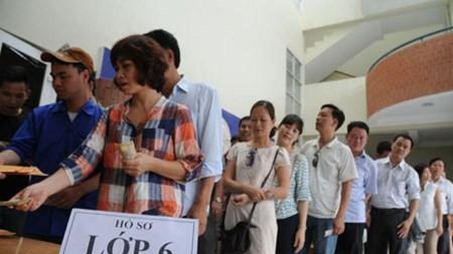 Trường Lương Thế Vinh tuyển sinh lớp 6 năm 2021-2022 bằng 3 bài kiểm tra