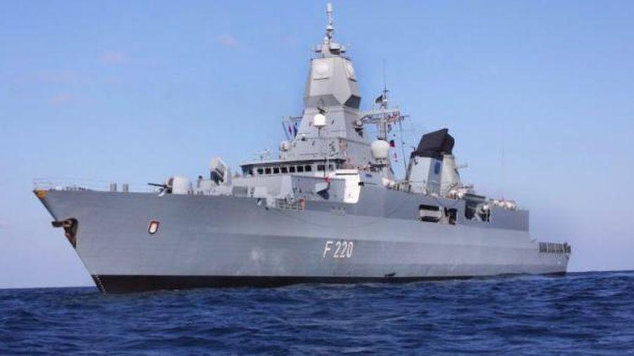Đức sẽ đưa tàu chiến đến Biển Đông